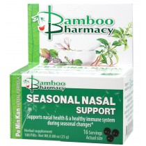 Seasonal Nasal Support
